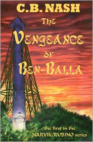 The Vengeance of Ben-Balla book cover